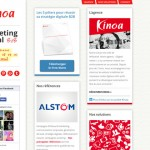Communication digitale B2B – Kinoa