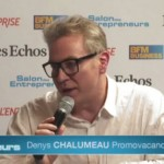 Interview de Denys Chalumeau au salon des entrepreneurs